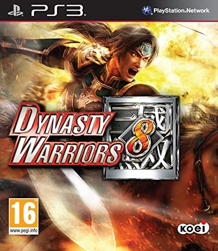 Dynasty Warriors 8 PS 3