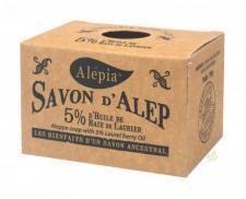 Mydło Alep 5% oleju laurowego 190 g Alepia