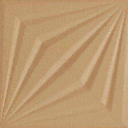 Paradyż Urban Colours Gold Inserto Struktura A 19,8x19,8 cm Urban_Colours_Gold_Inserto_A_198x198