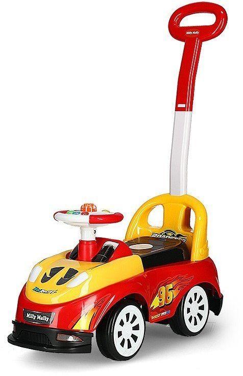 Milly Mally Pojazd Bravo Racing