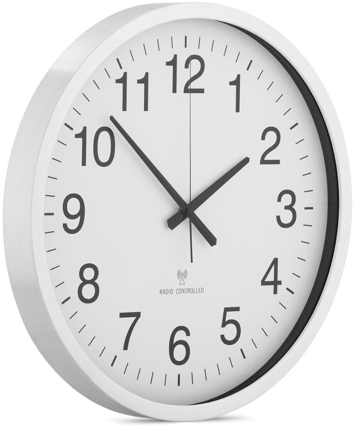 Zegar ścienny - 50 cm - Uniprodo - UNI_CLOCK_01 - 3 lata gwarancji/wysyłka w 24h