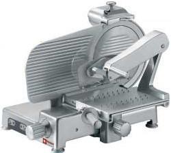 Krajalnica do wędlin o mocy 370 W z nożem o średnicy 350 mm