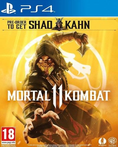 Mortal Kombat 11 PS 4