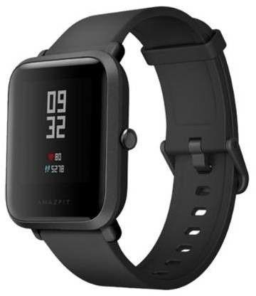 Smartwatch Amazfit Bip Black Onyx - Xiaomi A1608