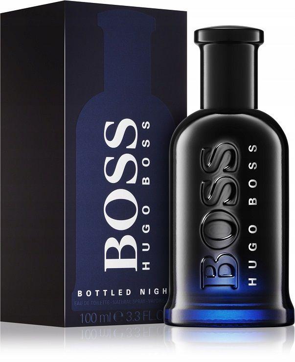 Hugo Boss Bottled Night woda toaletowa - 50ml