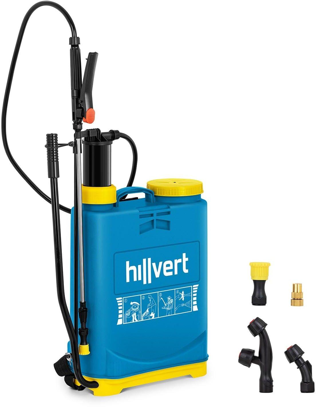 Opryskiwacz ciśnieniowy - 16 l - Hillvert - HT-COLUMBIA-16L - 3 lata gwarancji/wysyłka w 24h