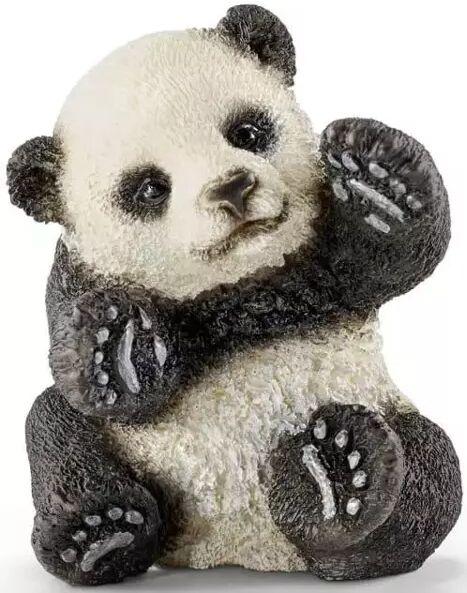 Mała bawiąca się panda - SCHLEICH