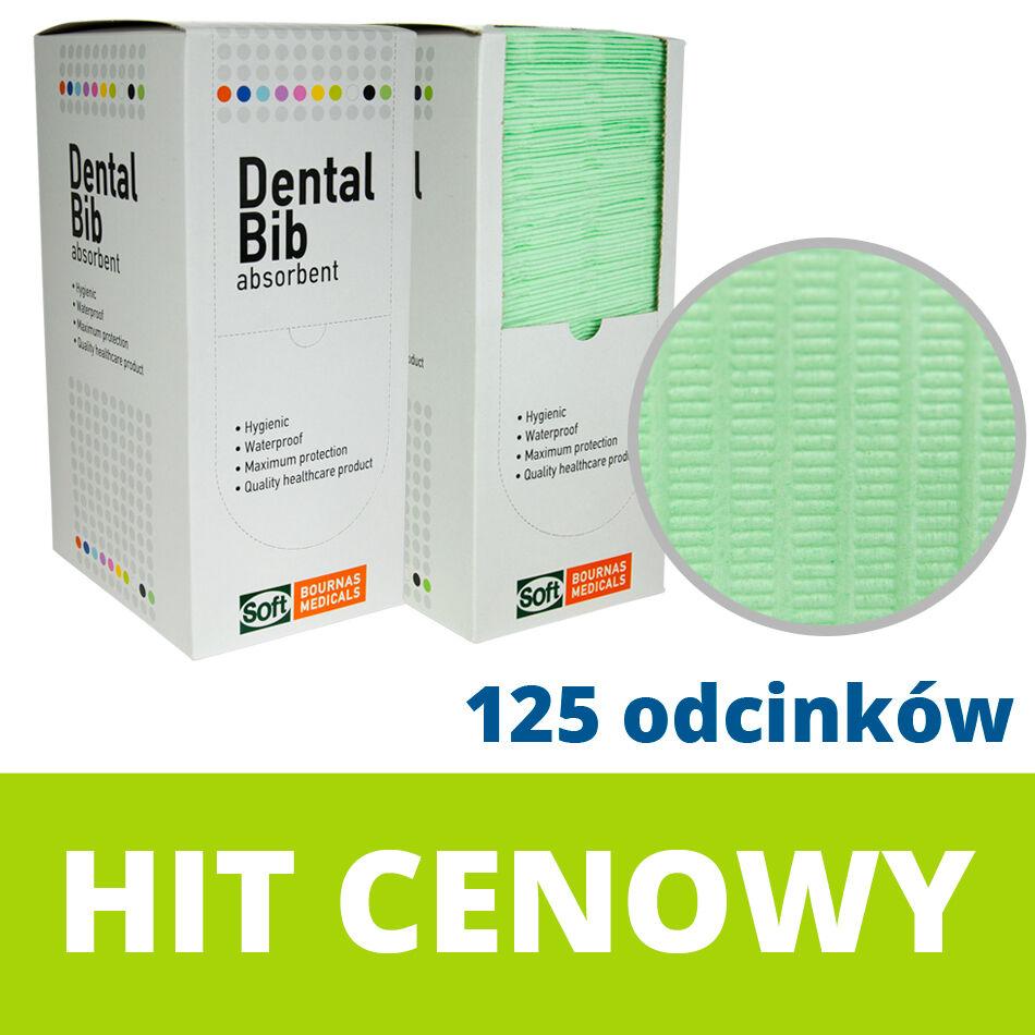 Podkład medyczny składany w kostkę 33 x 45 Dental Bib