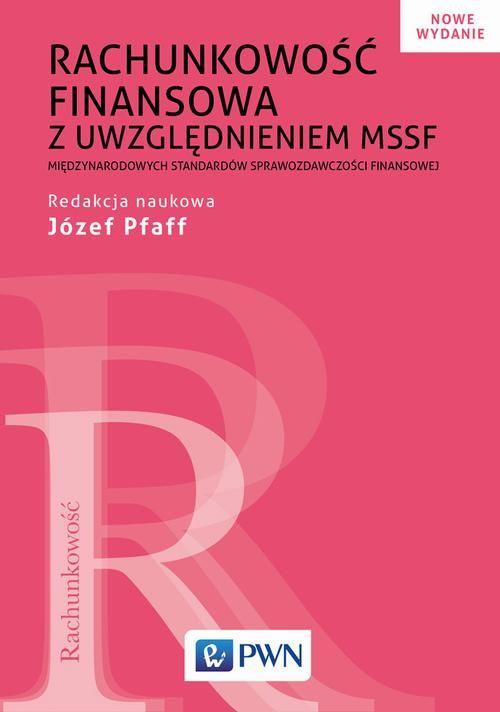 Rachunkowość finansowa z uwzględnieniem MSSF - No author - ebook
