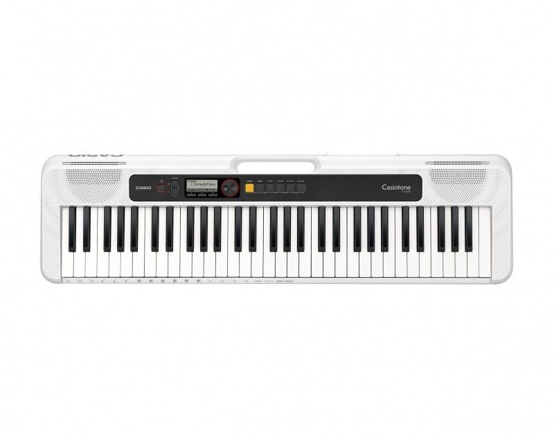 CASIO CT-S200 WE - keyboard + statyw - Raty 30x0%!