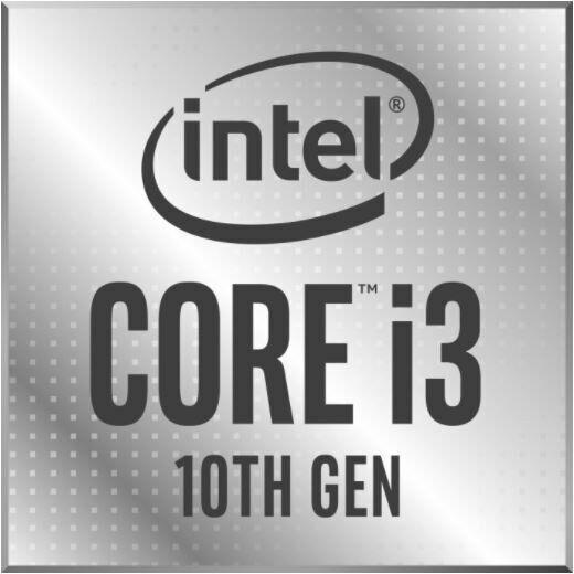 Intel Procesor Core i3-10100 BOX 3,6GHz, LGA1200