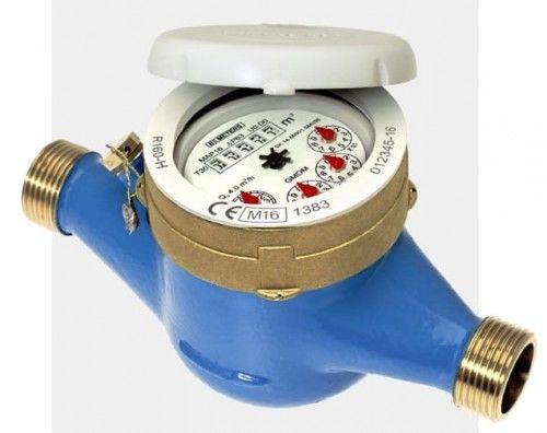 Wodomierz wielostrumieniowy suchobieżny DN15-50 do wody zimnej do 50 C