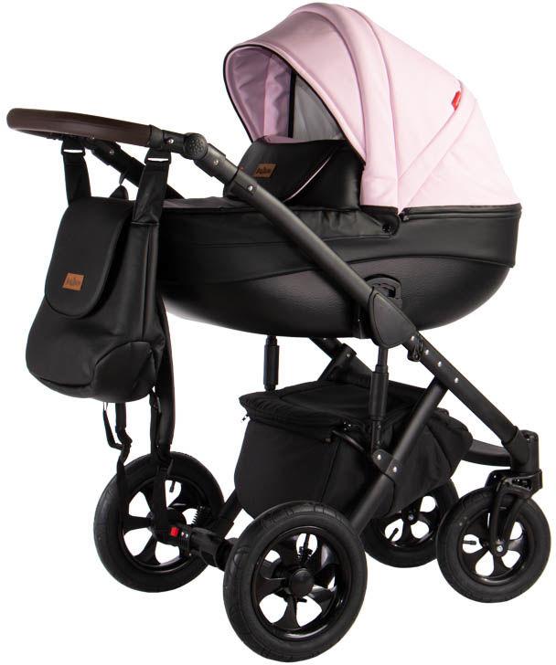Avero - kol. EKO-01 - 3w1 - Wózek dziecięcy - Kajtex