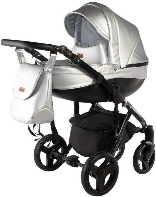 Avero II - kol. 08 - 3w1 - Wózek dziecięcy - Kajtex