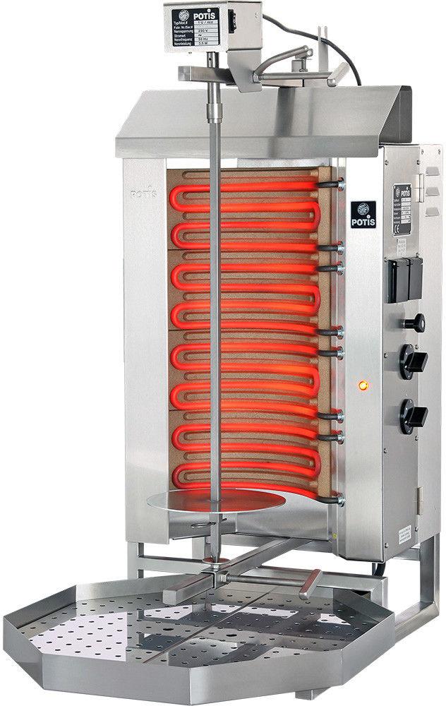 Gyros (kebab) elektryczny - do 30 kg POTIS E-2