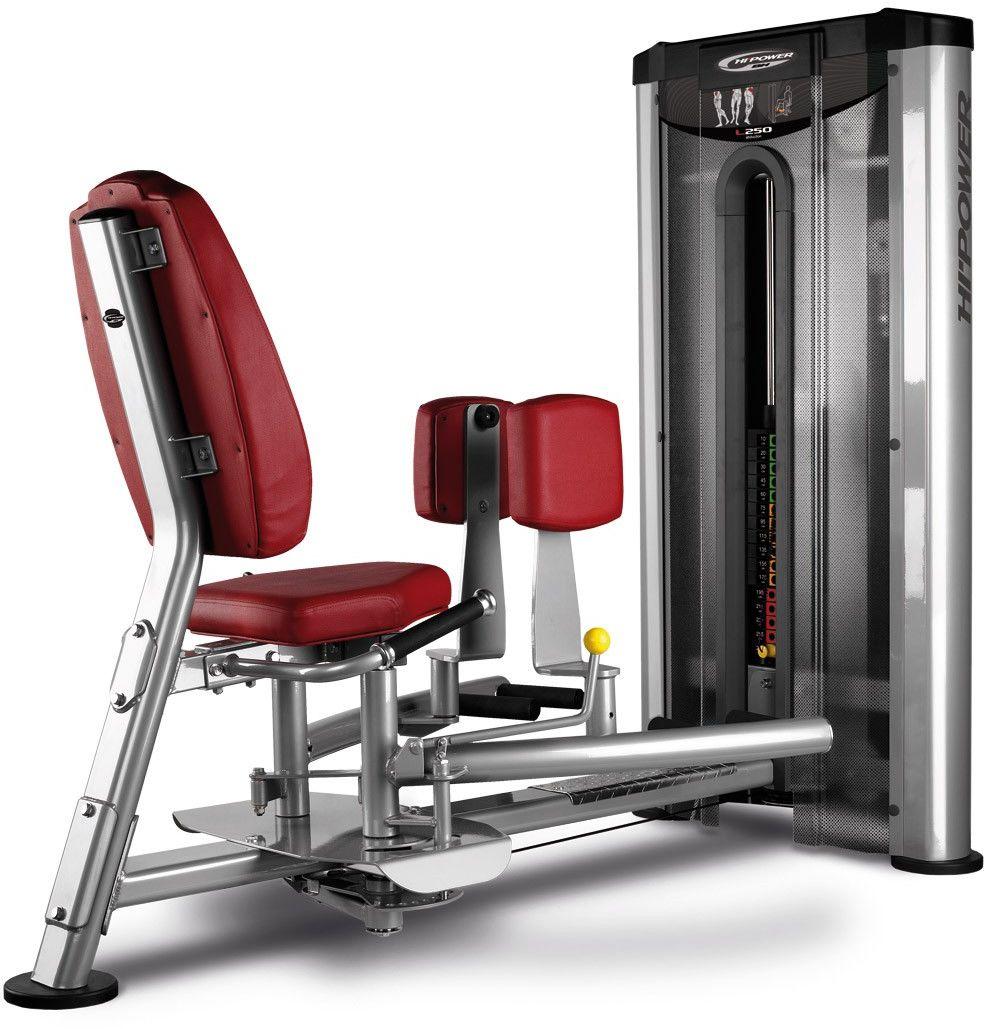 Maszyna do ćwiczeń przywodzicieli i odwodzicieli nóg Abduction / Adduction L250 BH Fitness