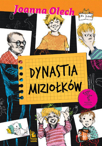Dynastia Miziołków - Ebook.
