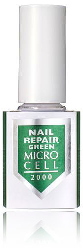 Micro Cell 2000 Nail Repair Green - Odżywka do paznokci 12 ml