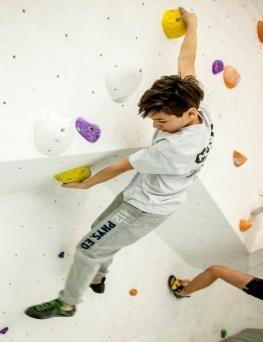 Wspinaczka ściankowa dla dzieci  Kielce