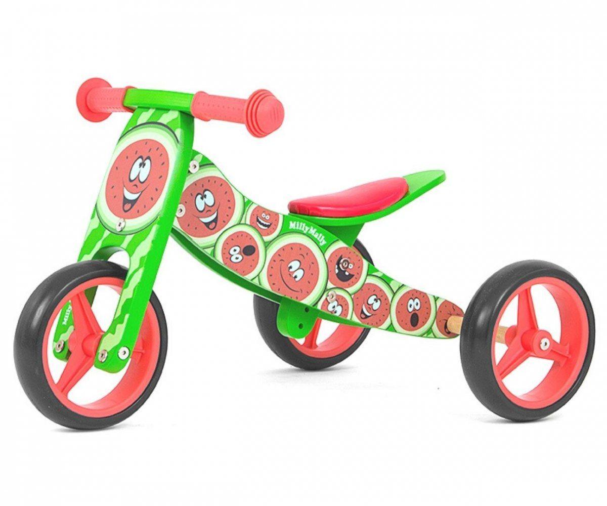 Milly Mally Pojazd Jake 2w1 Watermelon