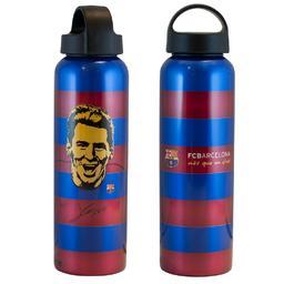 FC Barcelona - bidon aluminiowy Messi