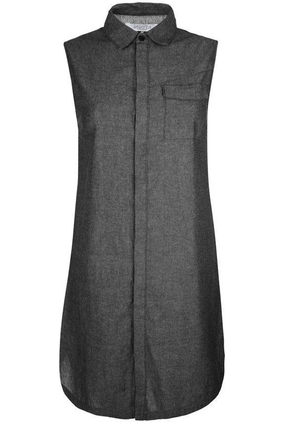 sukienka NIKITA - Cats Eye Dress Black (BLK)