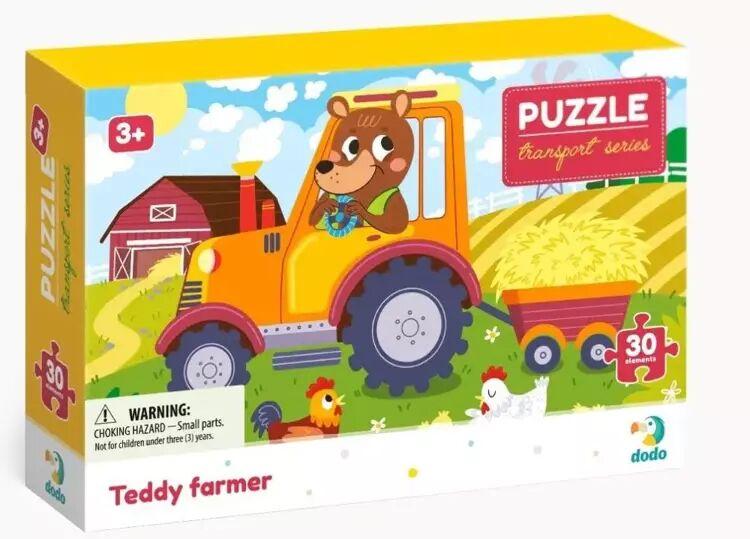 Puzzle 30 Farmer Teddy - Dodo