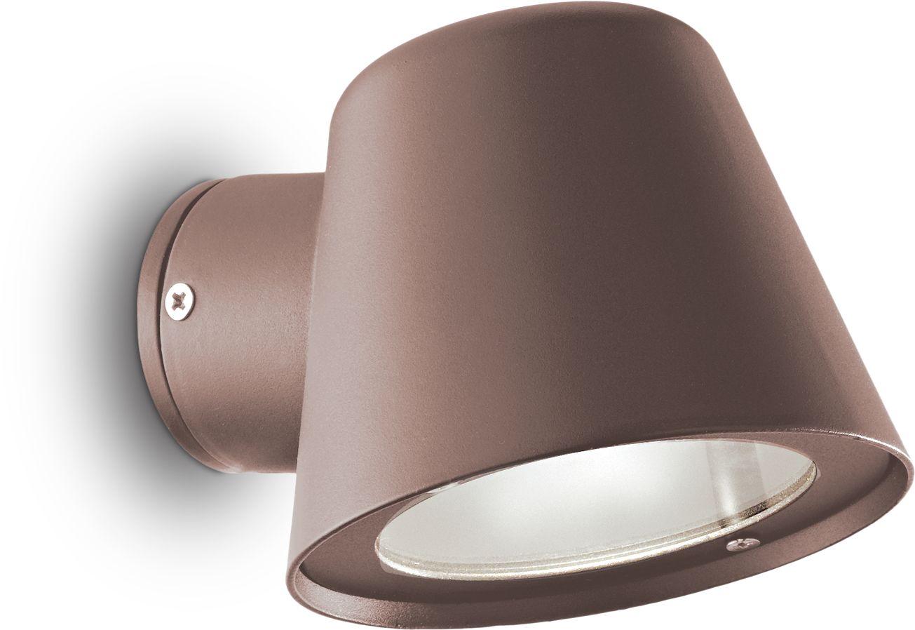 Kinkiet Gas AP1 213095 Ideal Lux designerska oprawa zewnętrzna