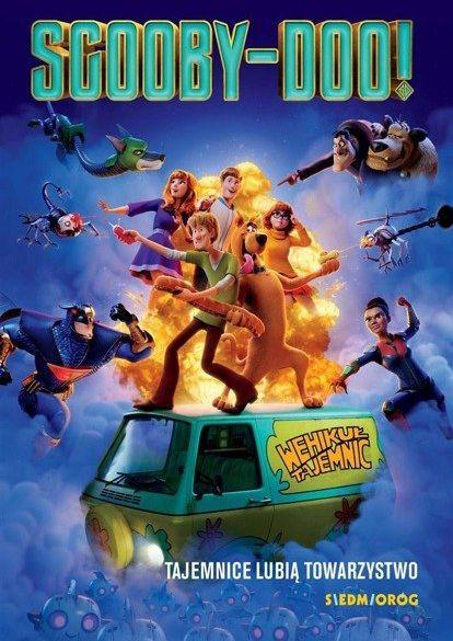 Scooby-Doo! Tajemnice lubią towarzystwo - David Lewman