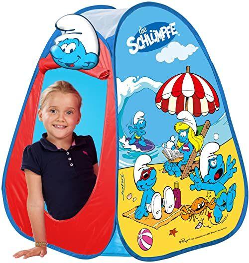 John 71017 - Pop Up namiot do zabawy Smerfy, inne zabawki