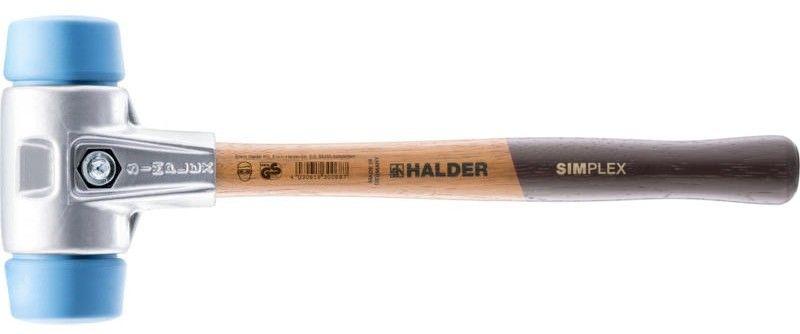 Młotek Halder Simplex EH3101 40 mm (miękki elastomer)