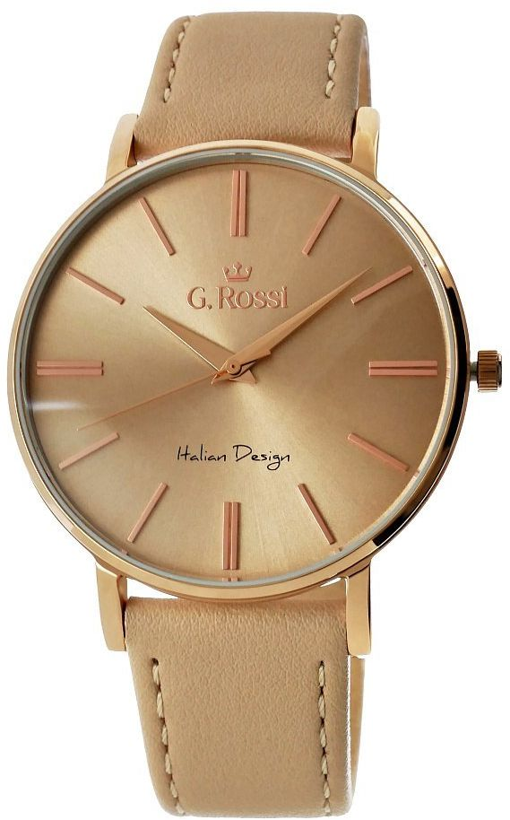 Zegarek Męski G.Rossi 10401A2-2B3
