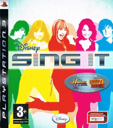 Disney Sing It PS 3