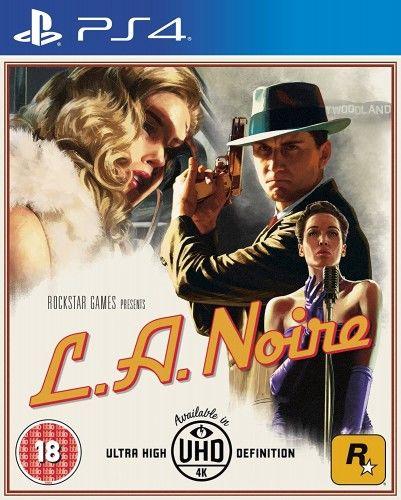 L.A. Noire PS 4