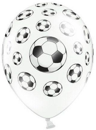 Balony Piłki nożne 30cm 6 sztuk SB14P-116-008-6