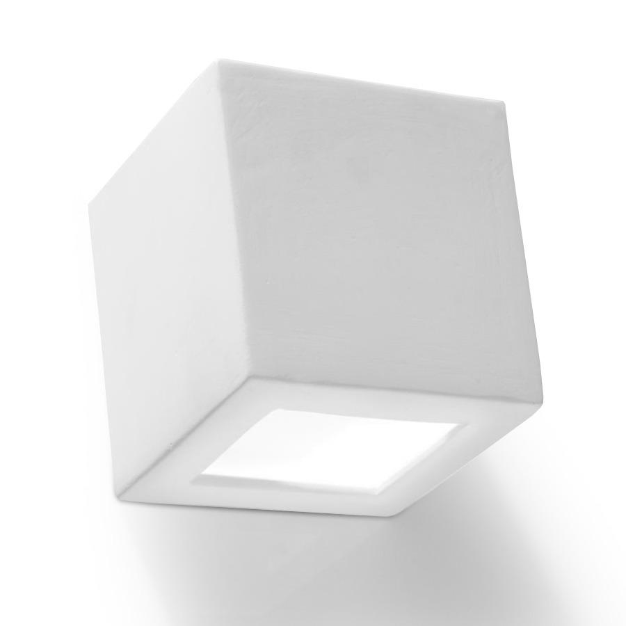 Kinkiet Ceramiczny LEO SL.0005 - Sollux // Rabaty w koszyku i darmowa dostawa od 299zł !