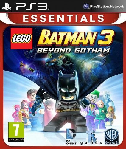 LEGO Batman 3 Poza Gotham PS 3