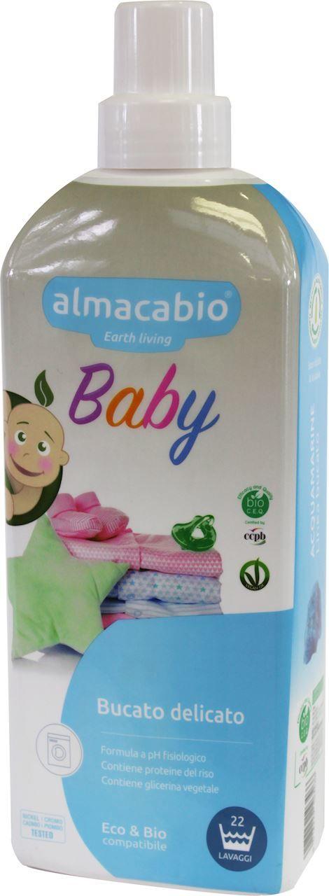 Płyn do prania dziecięcych ubranek eco 1l - almacabio