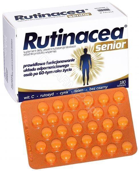 Rutinacea senior 180 tabletek