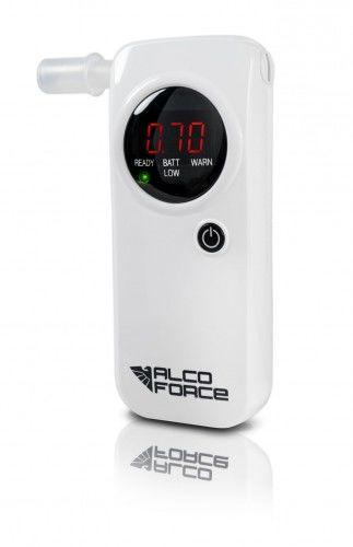 Alkomat elektrochemiczny EVO-1, 24 miesiące kalibracji + zapas ustników