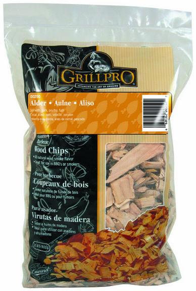 GrillPro: Wiórki do wędzenia z drzewa Olchowego (00250) --- OFICJALNY SKLEP GrillPro