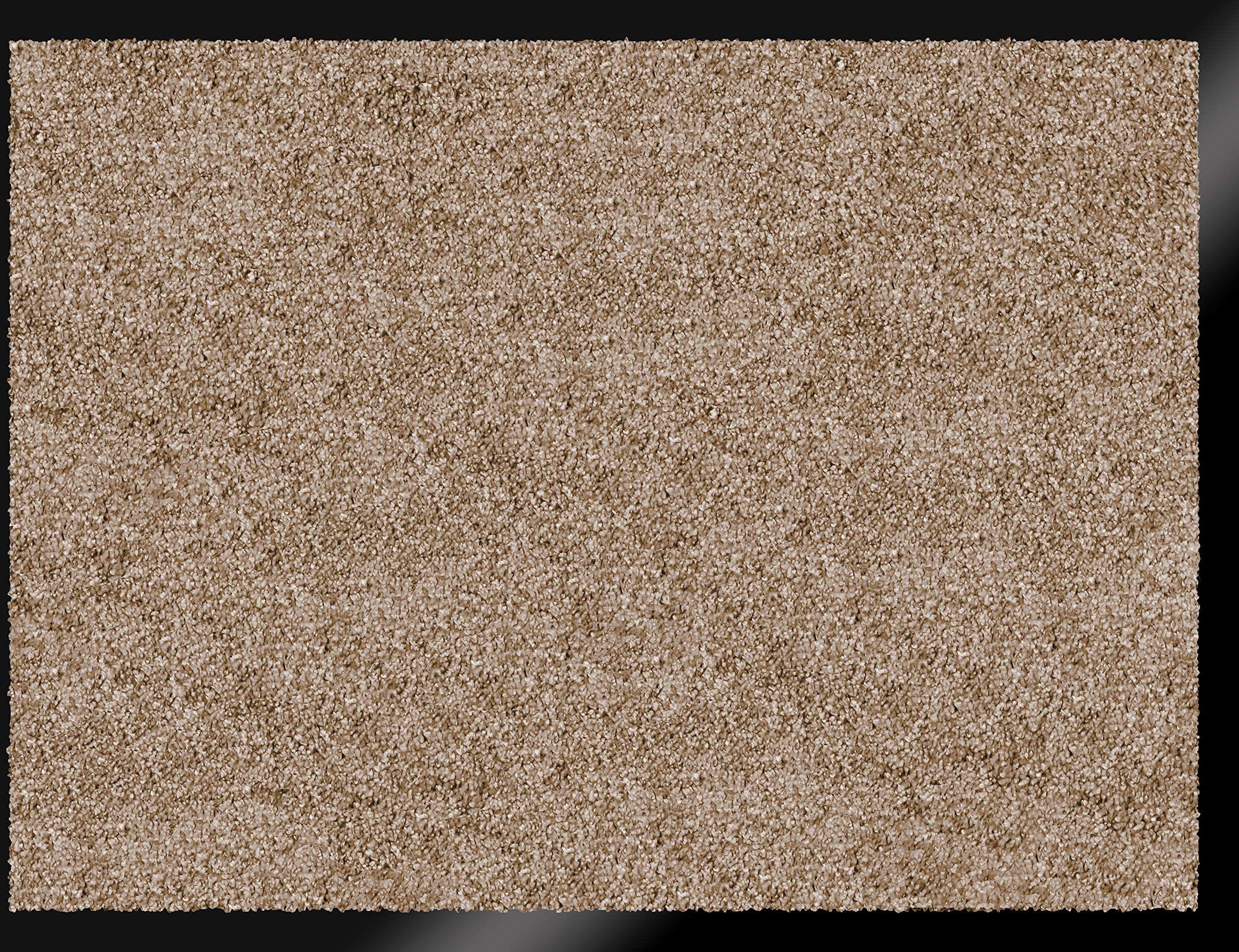 Matowy materiał wierzchni, włókna syntetyczne, beżowy, 60 x 80 x 0,9 cm