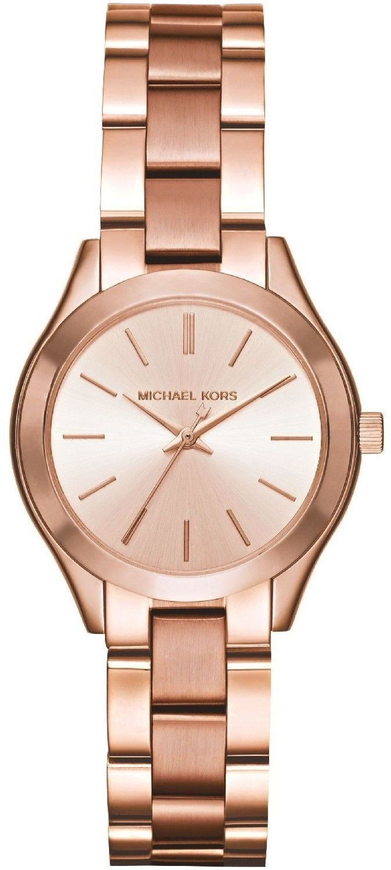 Zegarek Michael Kors MK3513 MINI SLIM RUNWAY - CENA DO NEGOCJACJI - DOSTAWA DHL GRATIS, KUPUJ BEZ RYZYKA - 100 dni na zwrot, możliwość wygrawerowania dowolnego tekstu.
