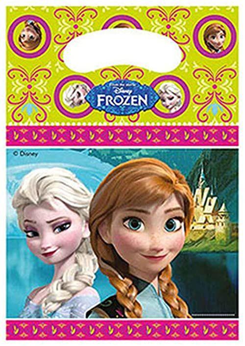 Disney Frozen balony, 28 cm, różowy/niebieski/biały
