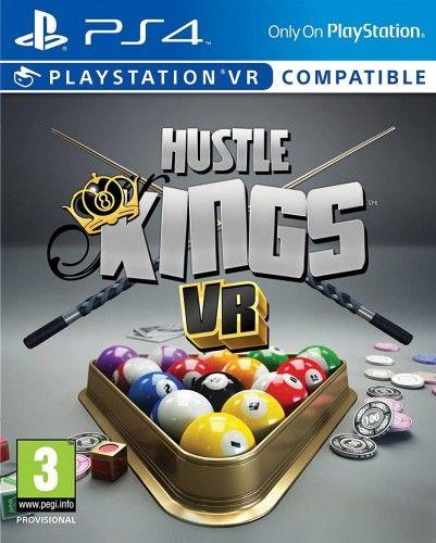 Hustle Kings VR PS 4