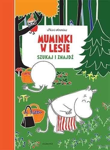 Muminki w lesie. Szukaj i znajdź - Katariina Heilala, P ivi Arenius