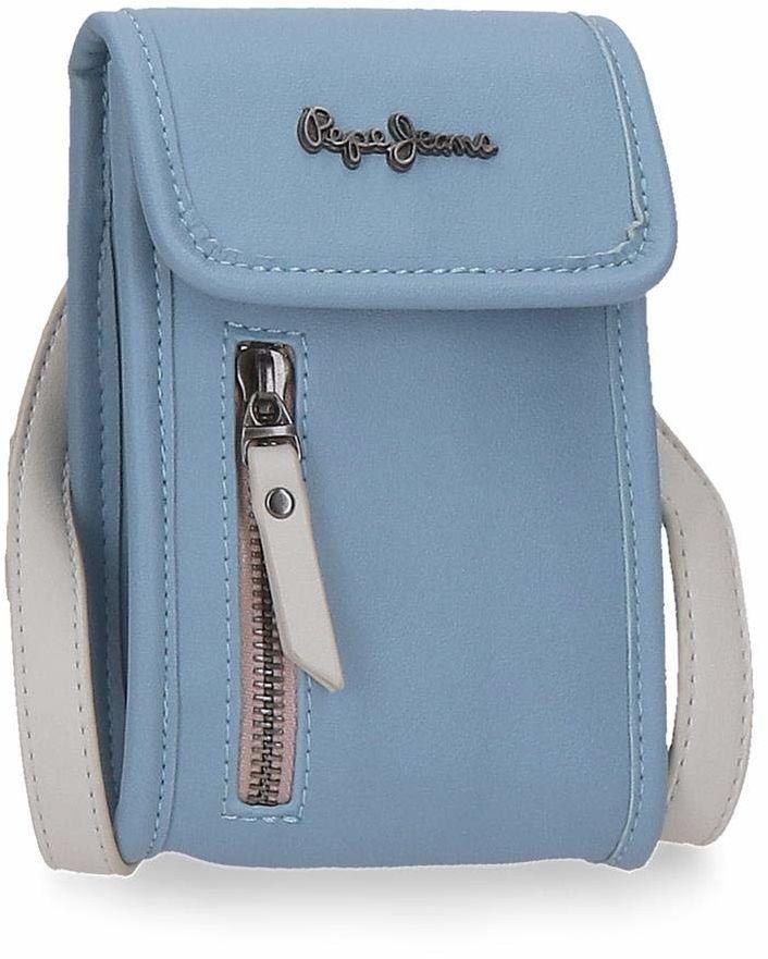 Pepe Jeans Zaida Casual plecak, niebieski (niebieski) - 7585022