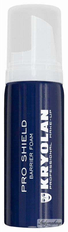 KRYOLAN - PRO SHIELD - BARRIER FOAM - Ochronna pianka do skóry - 50 ml - ART. 1697