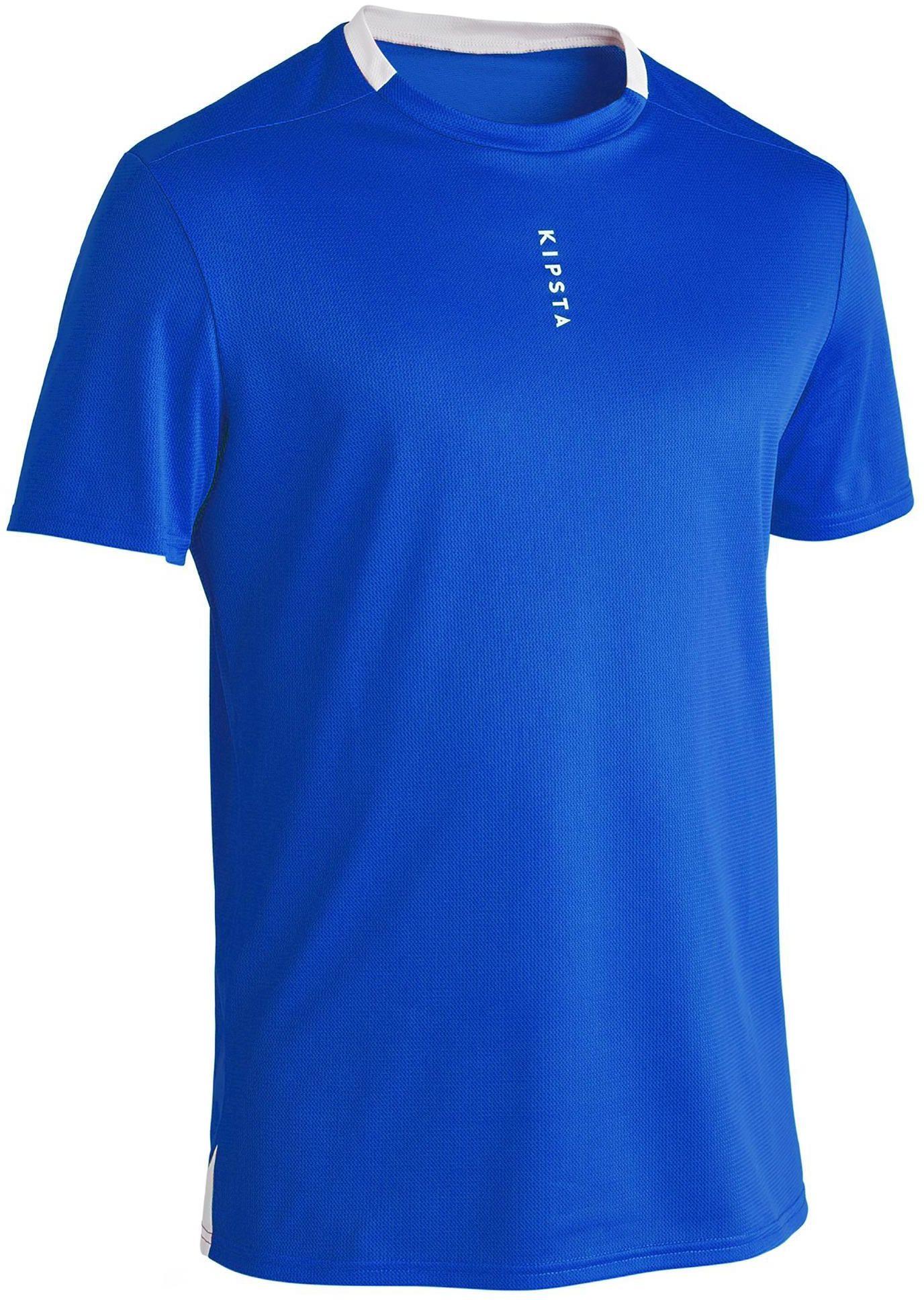 Koszulka piłkarska dla dorosłych Kipsta F100 eko