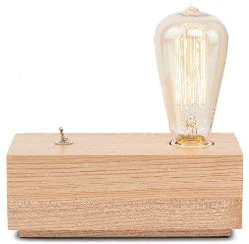 Lampka nocna Kobe z drewna jesionowego It''s About Romi
